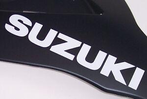 Das Bild Wird Geladen Suzuki Emblem Aufkleber Symbol Schriftzug Original Verkleidung