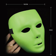 Jabbawockeez Mask Masquerade Party Ghost Dance Hip-hop Fancy Dress Accessory