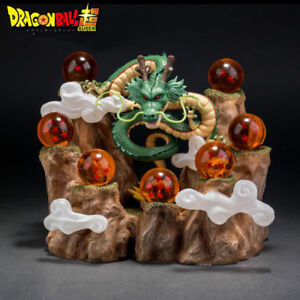 DRAGON-BALL-Z-FIGURINES-Shenron-Dragonball-Z-Chiffres-Ensemble-Complet