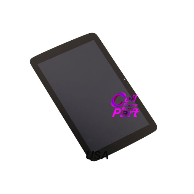 For LG G Pad V700 VK700 LCD Dsiplay Touch Glass Screen Digitizer Assembly USA