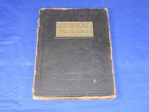 Grand-Haven-MI-High-School-Yearbook-1924-Michigan-Basketball-Football-Photos