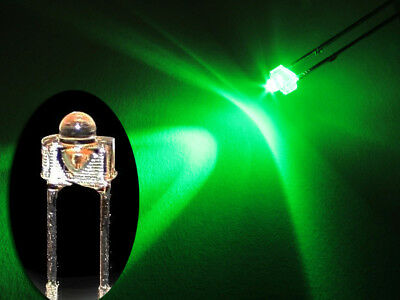 50 Stück LED 1,8mm gelb superhell Mini Miniatur Leuchtdioden