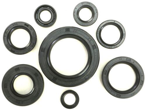 Honda CR250R CR250 1984 Complete Engine Oil Seal Kit 688965989785