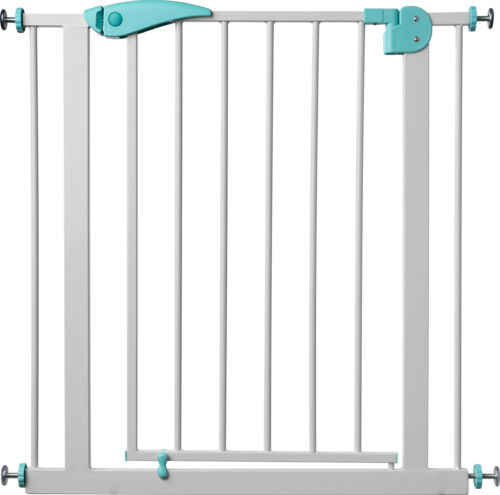 ib style® BERRIN S Cancello di sicurezza I scala e porta I 67-157 cm