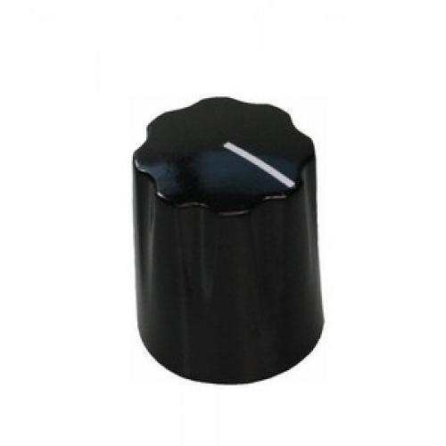 Potentiometer Knobs Various Styles 6mm//6.35mm Shaft in Rubber//Plastic//Aluminium