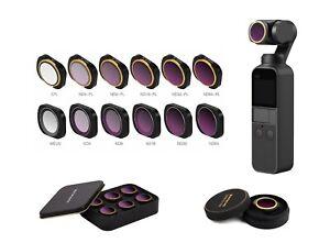 For-DJI-OSMO-POCKET-Filter-UV-MCUV-CPL-ND-ND-PL-Filter-Set-UK-Stock