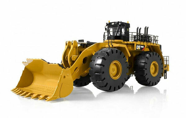 Tonkin- Caterpillar- 944 H  Wheel Loader   1 50 scale