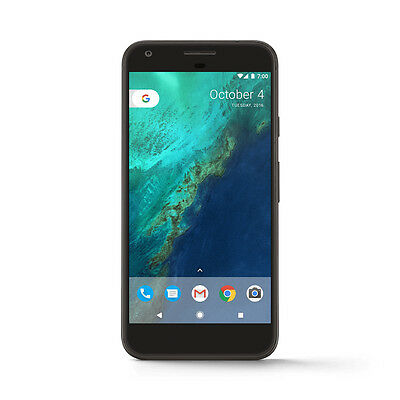 BRAND NEW IN BOX UNLOCKED GOOGLE PIXEL 32GB BLACK OR SILVER