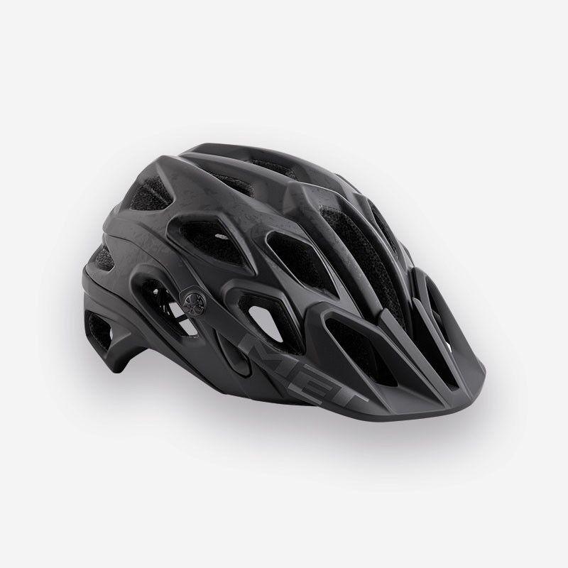 Met Lupo 2018 Bicicleta De Montaña Casco para ciclismo-Negro Mate
