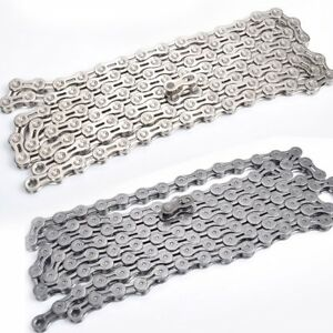 MTB-Mountain-Bike-Chain-9S-10S-11S-Speed-Hollow-Road-Bicycle-Chains-116-Link