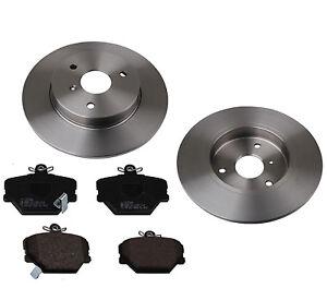 Smart Fortwo Bremsbeläge Bremsklötze Bremsen für vorne die Vorderachse*