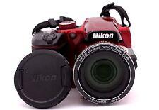 Nikon COOLPIX L840 16MP 38x Opt Zoom Digital Camera - Red