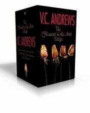 The Flowers in the Attic Saga : Flowers in the Attic/Petals on the Wind; If There Be Thorns/Seeds of Yesterday; Garden of Shadows by V. C. Andrews (2016, Paperback, Combined Volume (omnibus edition))