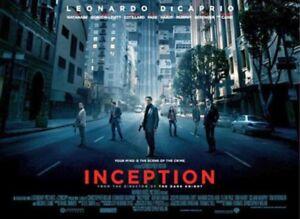 Inception-35mm-Film-Cell-strip-very-Rare-var-e