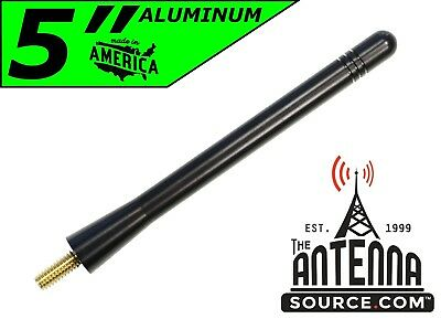 "1997-2011 Dodge Dakota FITS **SHORT**  6 3//4/"" ANTENNA MAST"