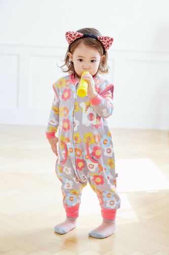 "Vaenait Baby Toddler Kids Girls Clothes Cotton Sleepsack /""Daisy Cat/"" 1T-7T"