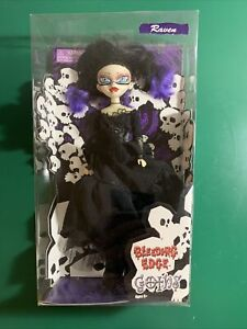 Bleeding-Edge-Goth-Doll-Raven-Gothic-Brand-New-Unopened