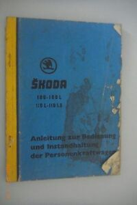 Skoda-Anleitung-zur-Bedienung-und-Instandhaltung-der-Personenkraftwagen-100-100L