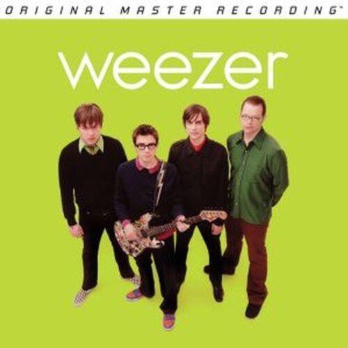 Weezer - Weezer (Green Album) [New Vinyl LP] Ltd Ed, 180 Gram