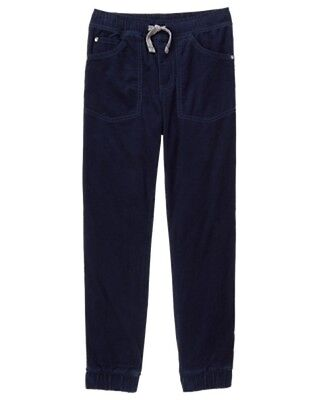GYMBOREE EPIC DIG GRAY STRAIGHT FIT CORDUROY PANTS 2T NWT