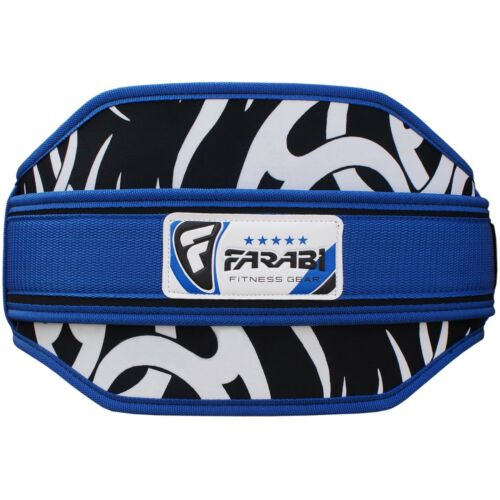 Farabi Weight Lifting Belt Gym Training Fitness Workout Back Support