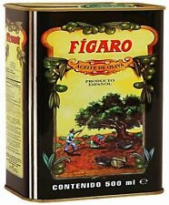 Figaro Olive oil best for Skin care Hair care skin moisturizer oil 500ml edible