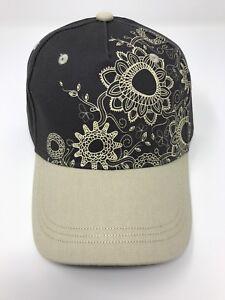 Pugs Gear Women s Premium Baseball Style Hat Cap Gray Cream Unique ... cdb431513