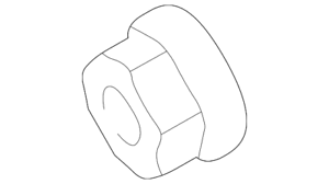 Genuine GM Shock Nut 11516382
