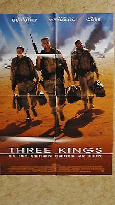 (p186) Orig. Kinoplakat - Three Kings