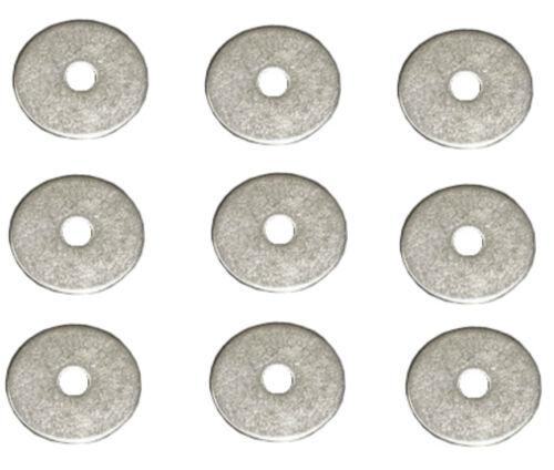 3mm x 12mm STEEL WASHERS BLIND POP RIVET FLANGE METAL WASHER BACKING DISC PPRW1