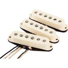 Fender American Vintage Stratocaster Original 57/62 Guitar Pickup Set in White