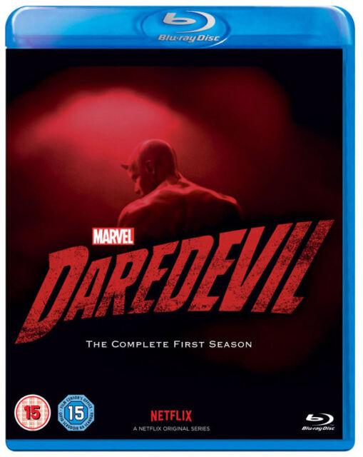MARVEL'S DAREDEVIL Season 1 [Blu-ray Disc Set] Complete First Season One Netflix