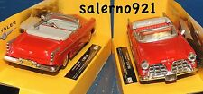 ONE 1955 CHRYSLER C-300  RED CONVERTIBLE 1:43 (O) Scale  FOR LIONEL/MTH/K-LINE!