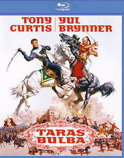BLU-RAY Taras Bulba (Blu-Ray) NEW Yul Brynner