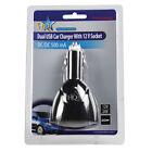 Zubehör Intova Car Charger 2 USB Lighter