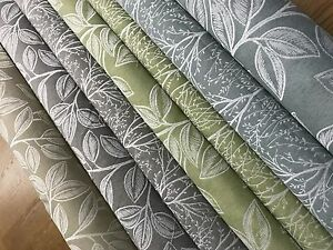 039-Modena-039-Spring-Trees-Leaves-Heavyweight-Decor-Cotton-Upholstery-Curtain-Fabric
