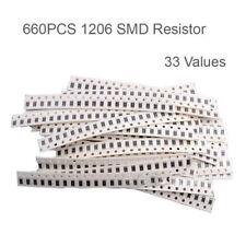 0603 Smd Resistor Kit Assorted Kit 1ohm 1m Ohm 1 33valuesx 20pcs Sample Kf5