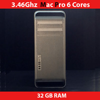 Apple Mac Pro 3.46Ghz 6-Core 32GB RAM /2TB HDD / nVIDIA Quadro 4000