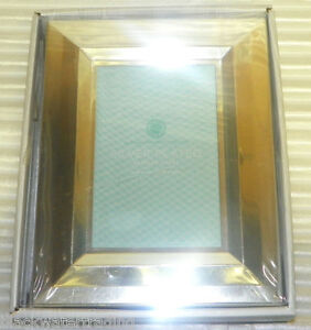 Martha Stewart Collection Silver Plated Beveled 5 X 7