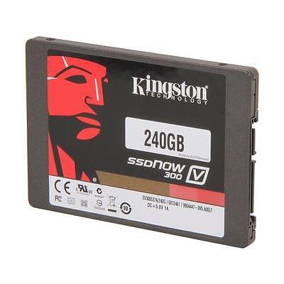 """Kingston SSDNow V300 Series 2.5"""" 240GB SATA III Internal Solid State Drive (SSD)"""