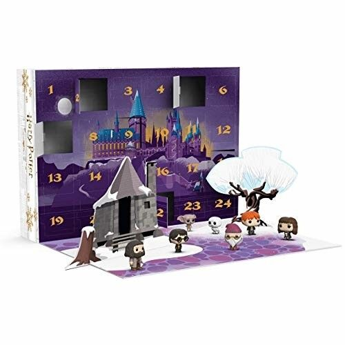 Tasca Funko Pop Harry Potter Calendario Avvento