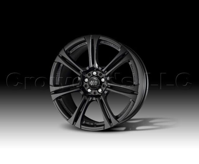 Set of 4 MOMO Car Wheel Rim 16 x 7 Next Black 5 x 114.3 mm - NE70651442B