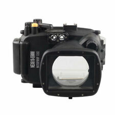 UK Seller Meikon 40M 130ft Waterproof Diving Housing Case F Sony NEX6 18-55mm