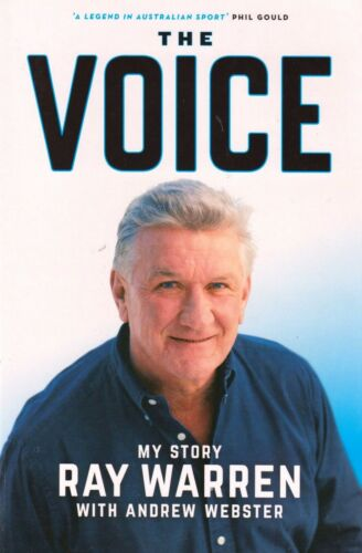 1 of 1 - The Voice: My Story By Ray Warren (Paperback, 2015)