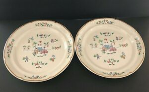 International-Tableworks-China-Heartland-CHRISTMAS-11-034-Dinner-Plates-Set-of-2