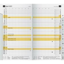 Rido Idé Miniplaner d15 2021 Faltkalender Taschenkalender Monat 2S.= 1M.