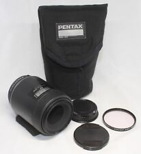 Very good++ SMC Pentax FA 100mm F/2.8 Macro AF Lens for Pentax K Mount