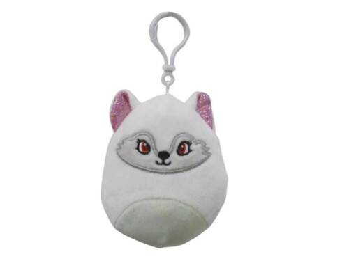 """SQUISHMALLOWS 3.5/"""" Clip-Ons Assortment"""
