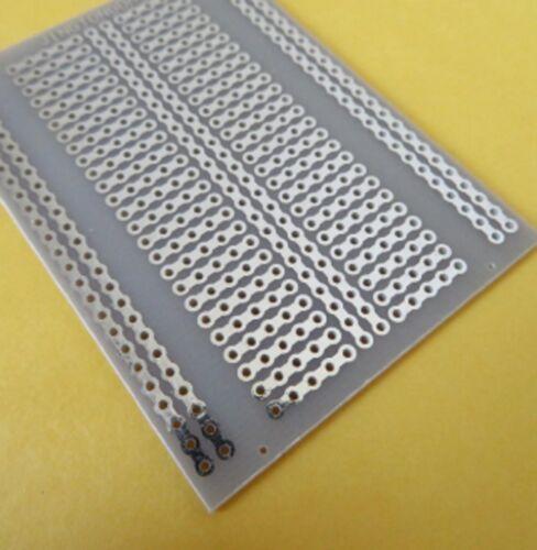 7x5cm PCB Veroboard Prototype Stripboard Vero Board breadboard Radio Shack C