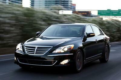 2012-2014 Hyundai Genesis (3 8L/4 6L/5 0L) Service Repair Manual eBook |  eBay